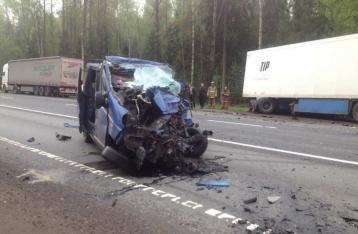 В РФ в результате ДТП погибли 6 украинцев