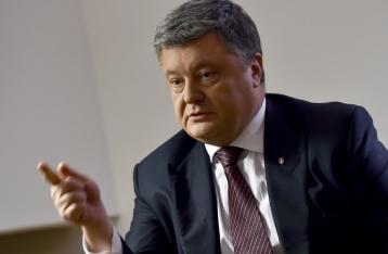 Порошенко – G7: Россию нужно остановить