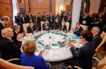 G7 пригрозила РФ дополнительными санкциями из-за агрессии против Украины
