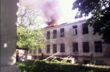 По Красногоровке стреляли из «Градов» и танков, есть раненые