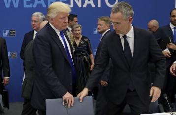 Саммит в стиле «суаре». НАТО провела в Брюсселе вечер знакомств