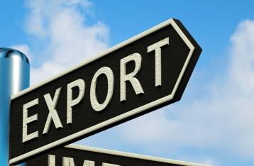 Украинский экспорт вырос почти на треть