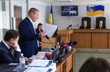 В суде над Януковичем объявлен перерыв до 16 июня