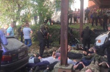 Стрельба на Виннитчине: задержаны 42 человека, 6 – ранены