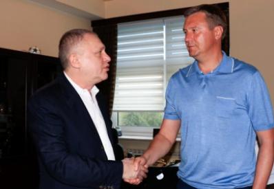 Главным тренером киевского «Динамо» стал Хацкевич