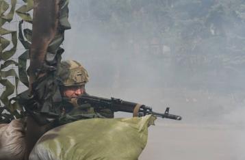 За день в АТО 18 обстрелов: один военный погиб, шесть – ранены