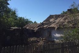 Боевики обстреляли два села под Волновахой