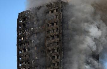 Масштабный пожар в Лондоне: пострадали 30 человек