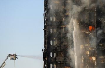 В результате пожара в Лондоне есть погибшие, пострадали более 50 человек