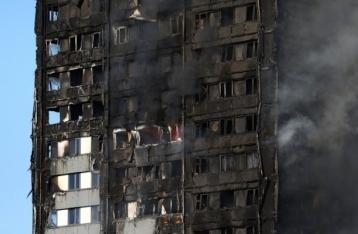 Жертвами пожара в Лондоне стали 6 человек