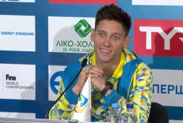 Украинец выиграл «золото» чемпионата Европы по прыжкам в воду