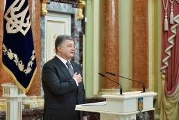 Порошенко: Медреформа Украине нужна как воздух