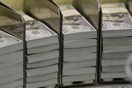 Валовой внешний долг Украины вырос на $125 миллионов