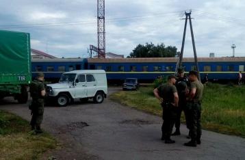Активисты готовятся заблокировать грузовые ж/д перевозки из РФ