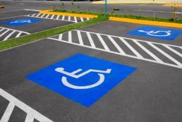 Рада увеличила штрафы за парковку на местах для инвалидов