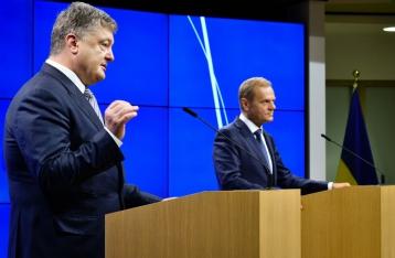 Порошенко рассказал, когда заработает Ассоциация Украина-ЕС