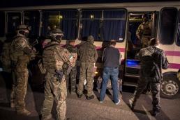 Кучма: Согласовать список заложников и начать обмен планируется до 5 июля