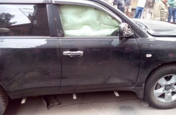 Полиция рассказала подробности взрыва авто в центре Киева