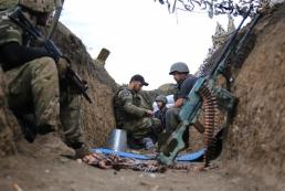 Боевики активизировались на луганском направлении, ранены двое военных