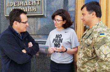 Березюк и Пастух прекратили голодовку под АП