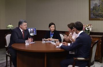 Порошенко: Украина и США завершают подготовку соглашения о поставках оружия