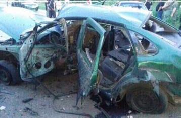 При подрыве авто на Донетчине погиб полковник СБУ