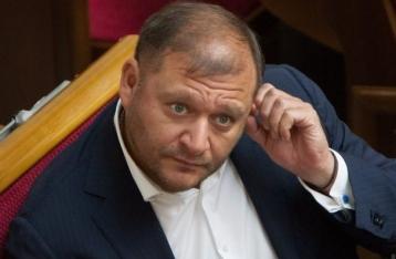 Луценко внес представление на арест Добкина