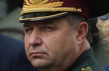 Полторак считает угрозой российские учения у границы