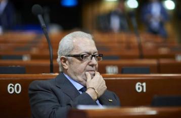 В ПАСЕ подали предложение об отставке Аграмунта