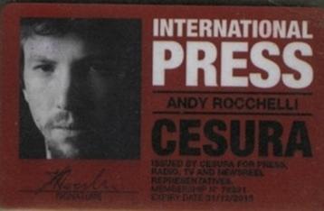В Италии по подозрению в причастности к гибели журналиста задержан украинский доброволец