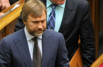 Луценко анонсирует новое представление на Новинского