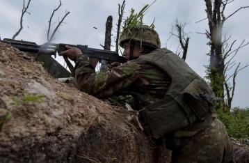 За прошлые сутки в зоне АТО погибли 2 военных, еще 3 – ранены