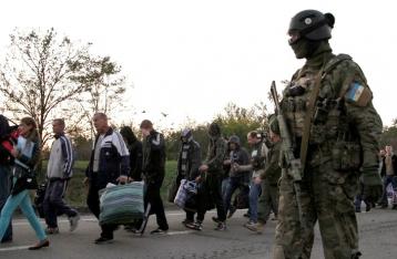 Геращенко: В ОРДЛО отказались освобождать 39 украинских военных