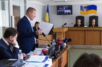 Защита Януковича подала в суд его отказ от адвокатов
