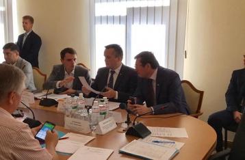 Луценко вернулся на заседание регламентного комитета