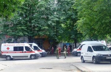 В Луганске прогремел еще один взрыв