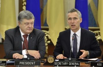 НАТО предоставит Украине оборудование для спутниковой связи
