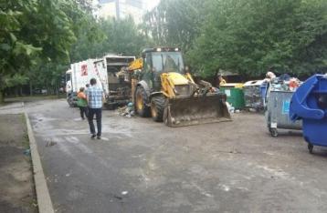 ОГА: Львов очистили от мусора