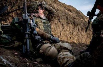 Под Новотошковским произошел бой, погиб военный, еще трое – ранены