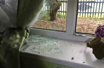 На Донетчине неизвестный бросил в жилой дом гранату, погибла женщина