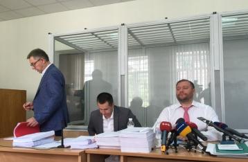 Суд начал заседание по избранию меры пресечения Добкину