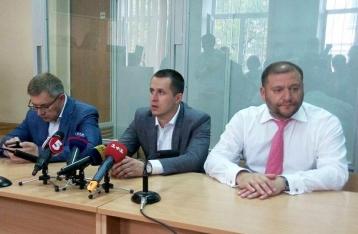 Добкина арестовали с альтернативой залога в 50 миллионов