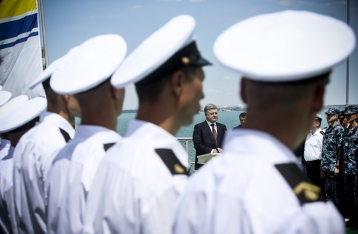 Порошенко: Украина стремится вернуть на повестку дня вопрос о ПДЧ в НАТО