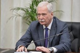 Грызлов: Заявление о создании «Малороссии» не вписывается в Минский процесс