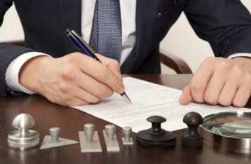 Закон об отмене печатей на документах вступил в силу