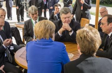 Кремль не подтвердил планы о переговорах лидеров «нормандской четверки»