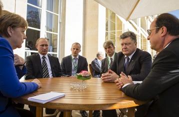 Порошенко назвал дату переговоров в «нормандском формате»