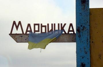 Боевики обстреляли Марьинку, ранены дети