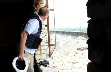 Волкер: На Донбассе не замороженный конфликт, а горячая война