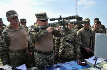 Турчинов: ВСУ скоро получат новые виды техники и оружия